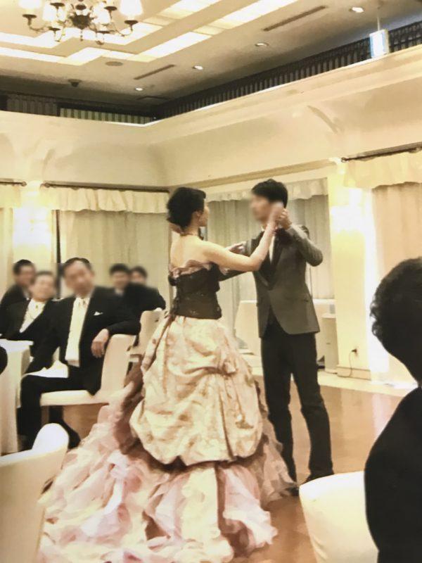 ブライダル・ダンス