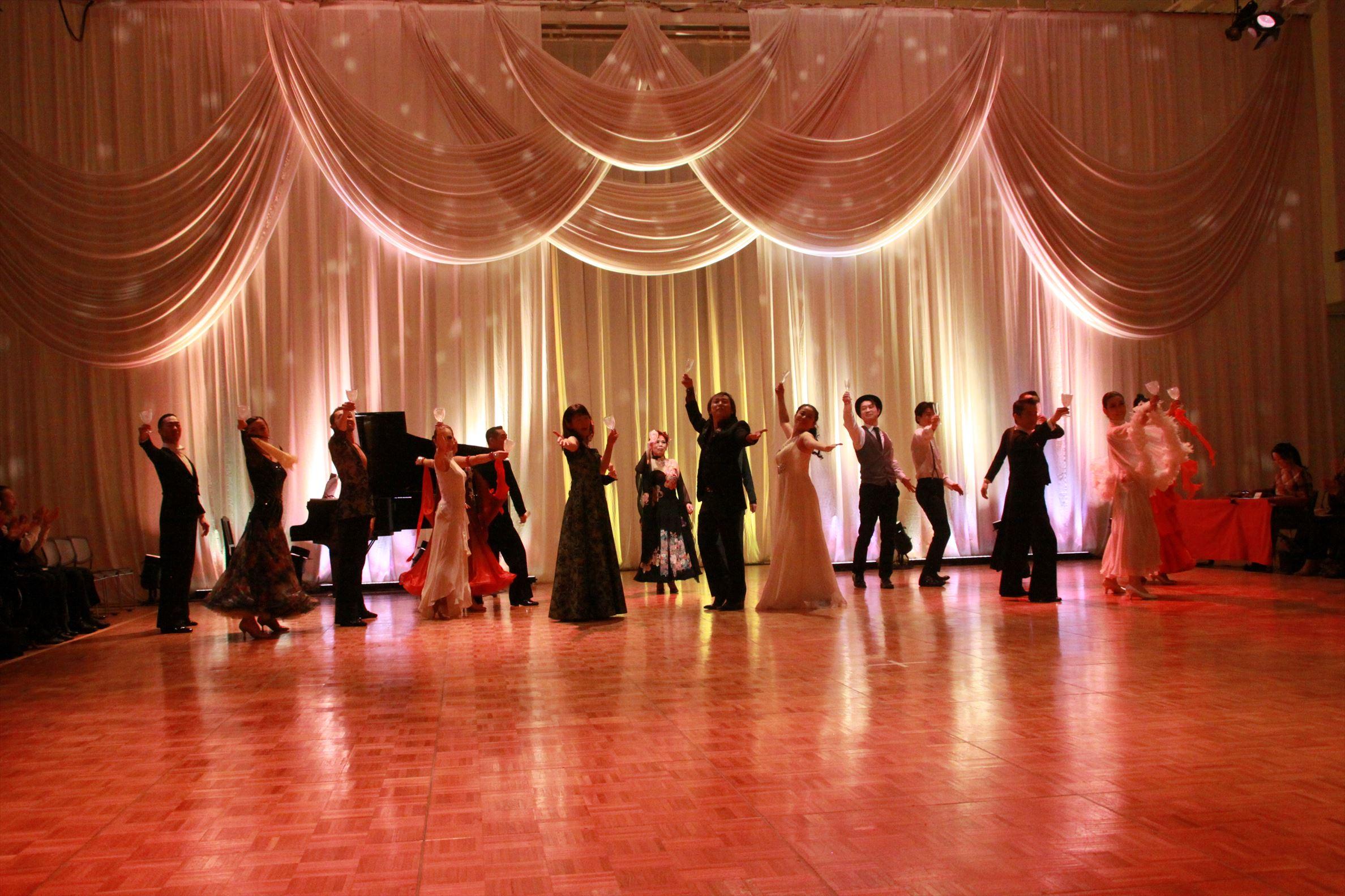 DANCE FESTA 2019 プロショータイム